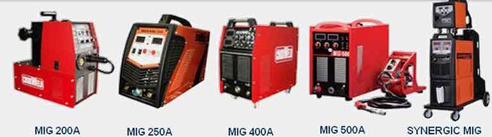 MIG Welding Machines Cape Town